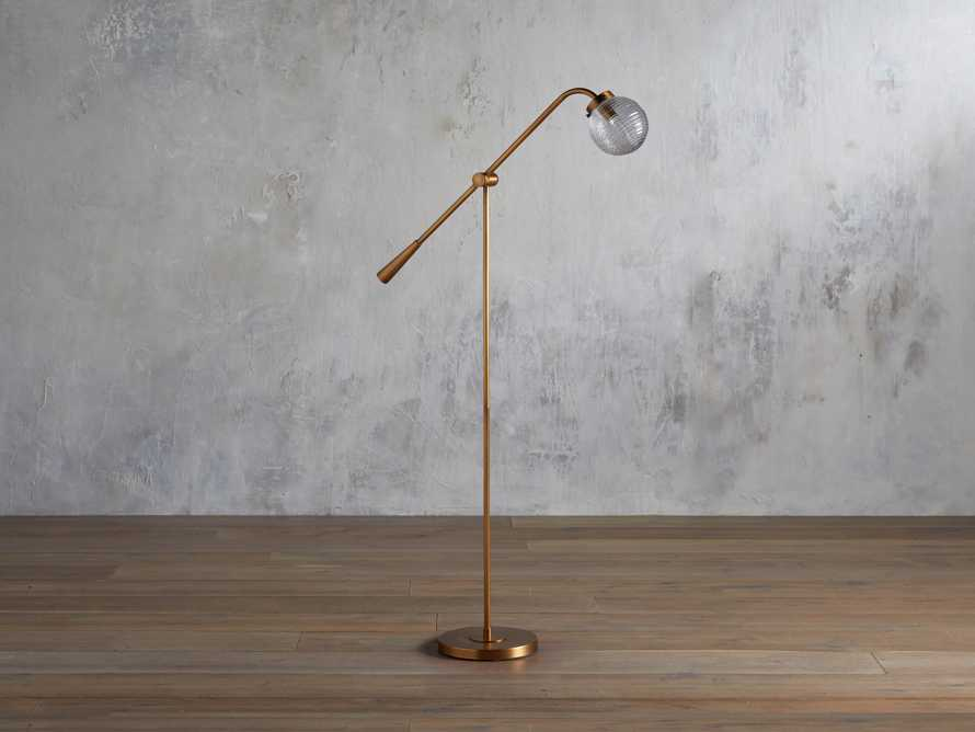 SAYRE TASK FLOOR LAMP, slide 2 of 6