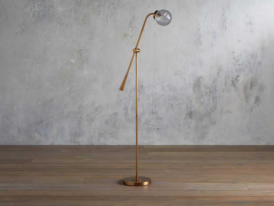 SAYRE TASK FLOOR LAMP, slide 3 of 6