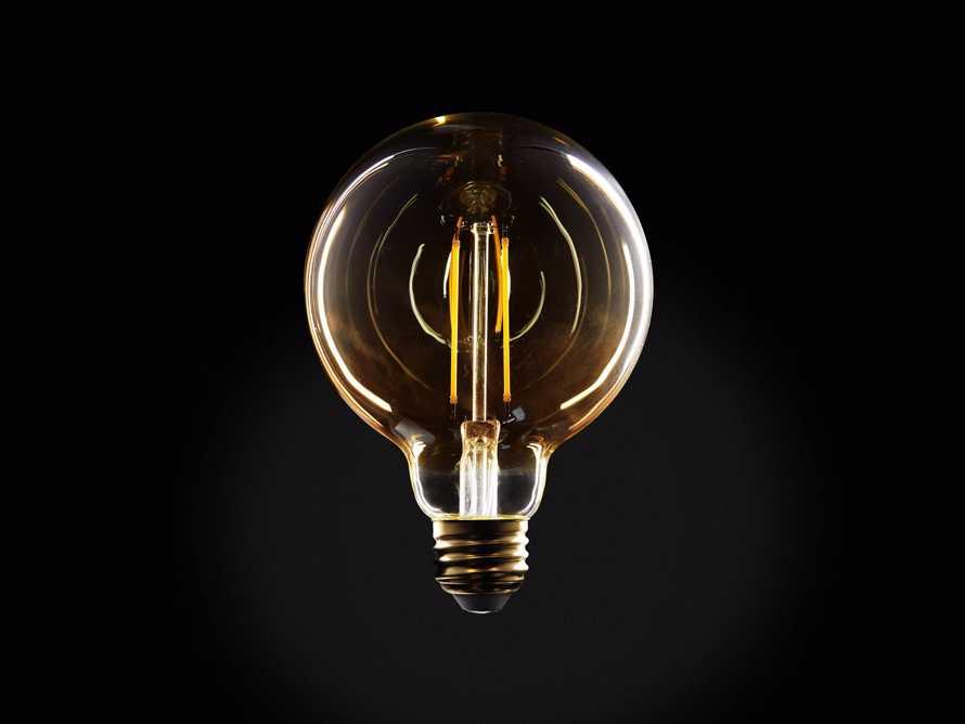 LED G30 Filament E26 Bulb, slide 1 of 1