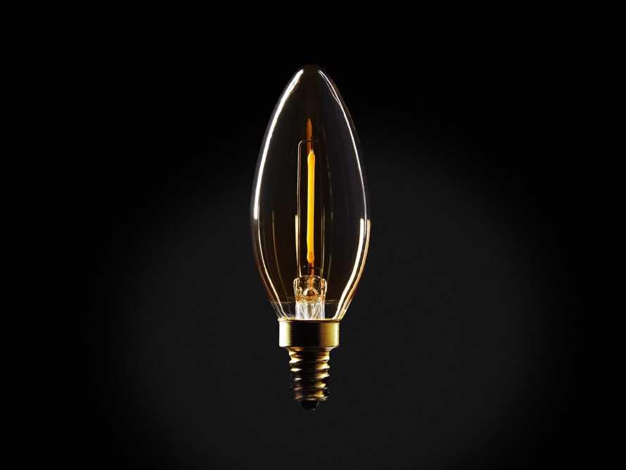 LED Candelabra E12 Bulb, slide 1 of 1