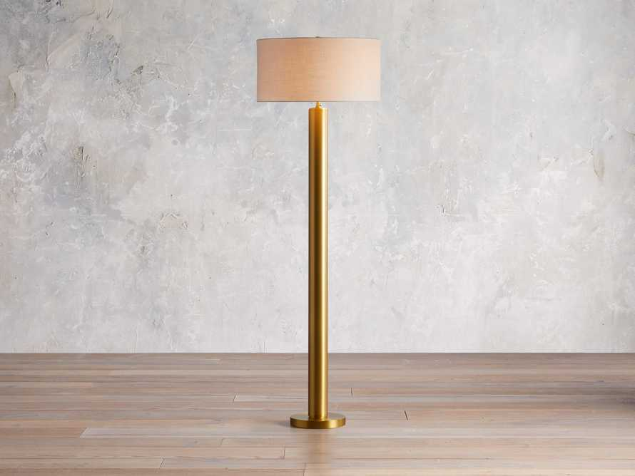 Linden Floor Lamp, slide 1 of 7