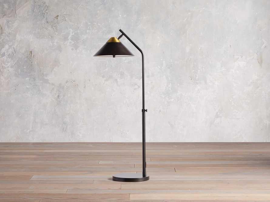 Marquee Bronze Task Floor Lamp, slide 3 of 7