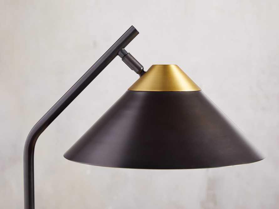 Marquee Bronze Task Floor Lamp, slide 4 of 7