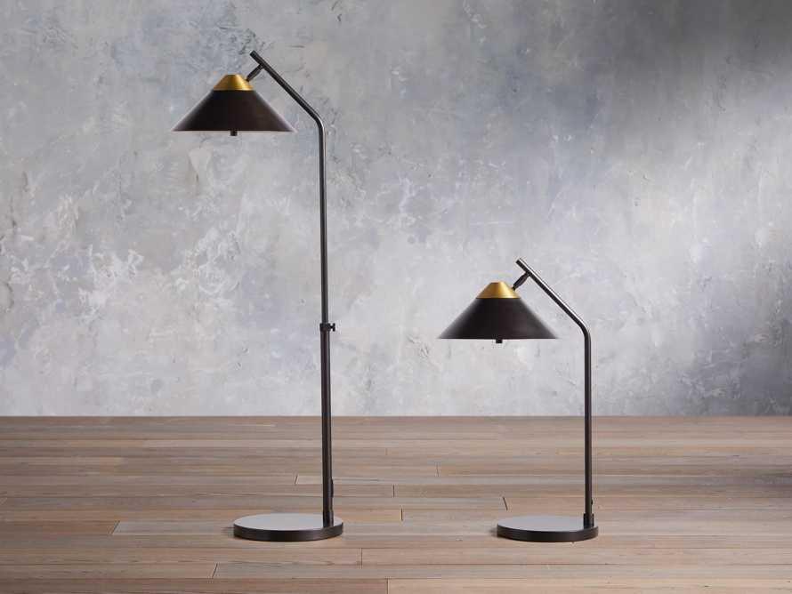 Marquee Bronze Task Floor Lamp, slide 5 of 7