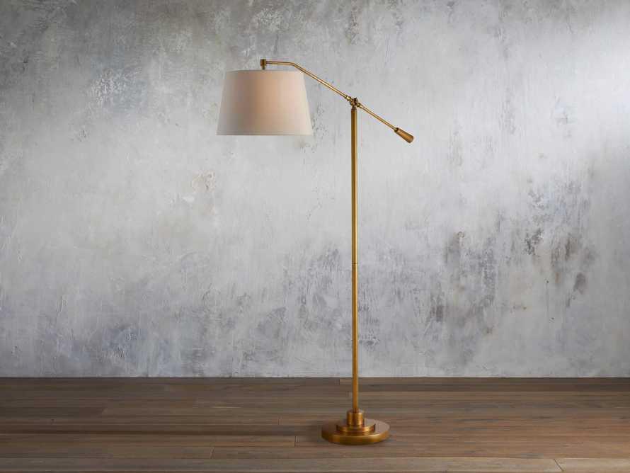 CAREY FLOOR LAMP, slide 1 of 2
