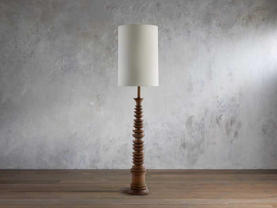 Sacha Floor Lamp, slide 2 of 3