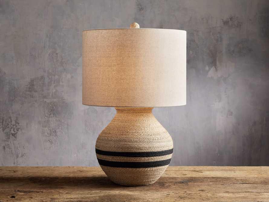SANTA BARBARA TABLE LAMP KIT, slide 1 of 3