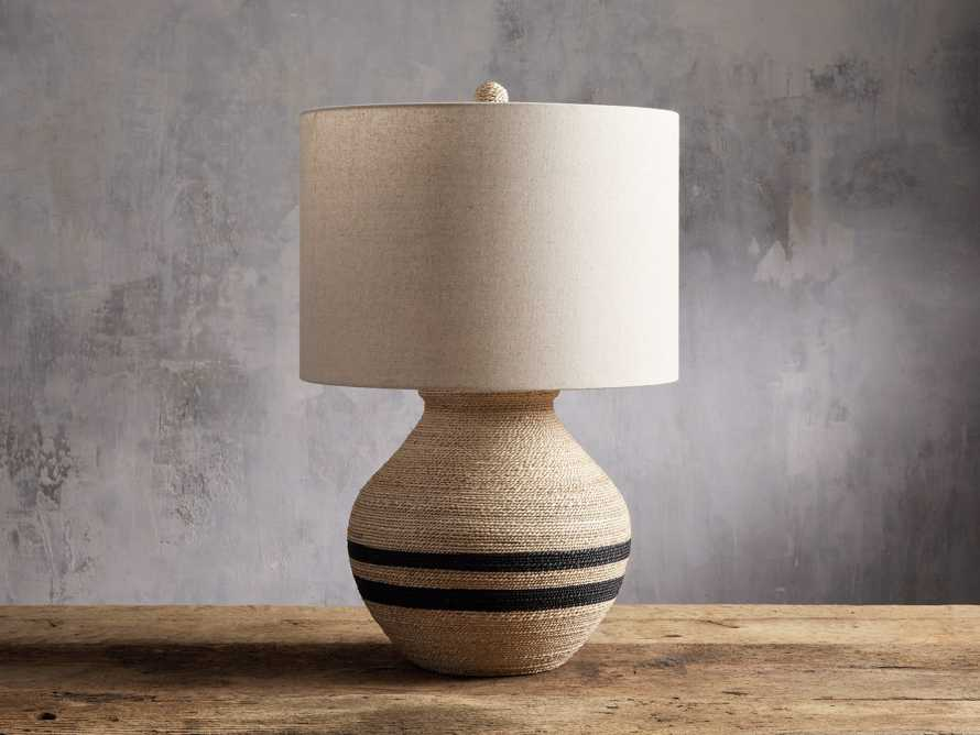 SANTA BARBARA TABLE LAMP KIT, slide 2 of 3