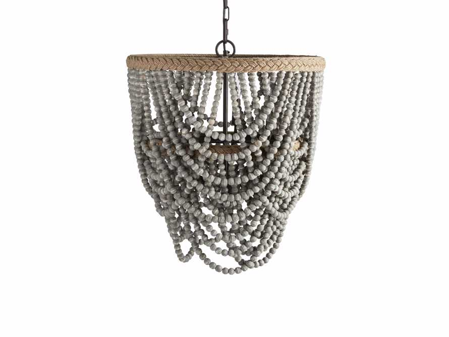 Cascade Six Light Chandelier