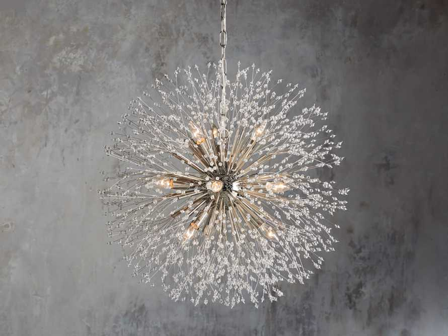 "32.5"" Dandelion Chandelier, slide 1 of 8"