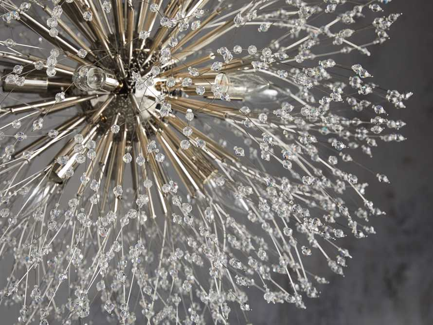 "32.5"" Dandelion Chandelier, slide 2 of 8"