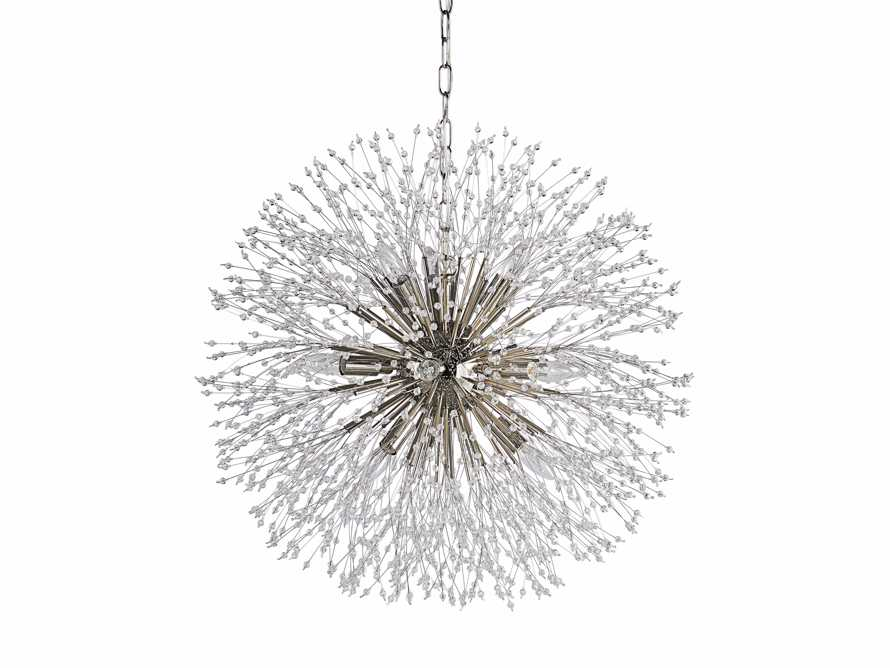 "32.5"" Dandelion Chandelier, slide 8 of 8"
