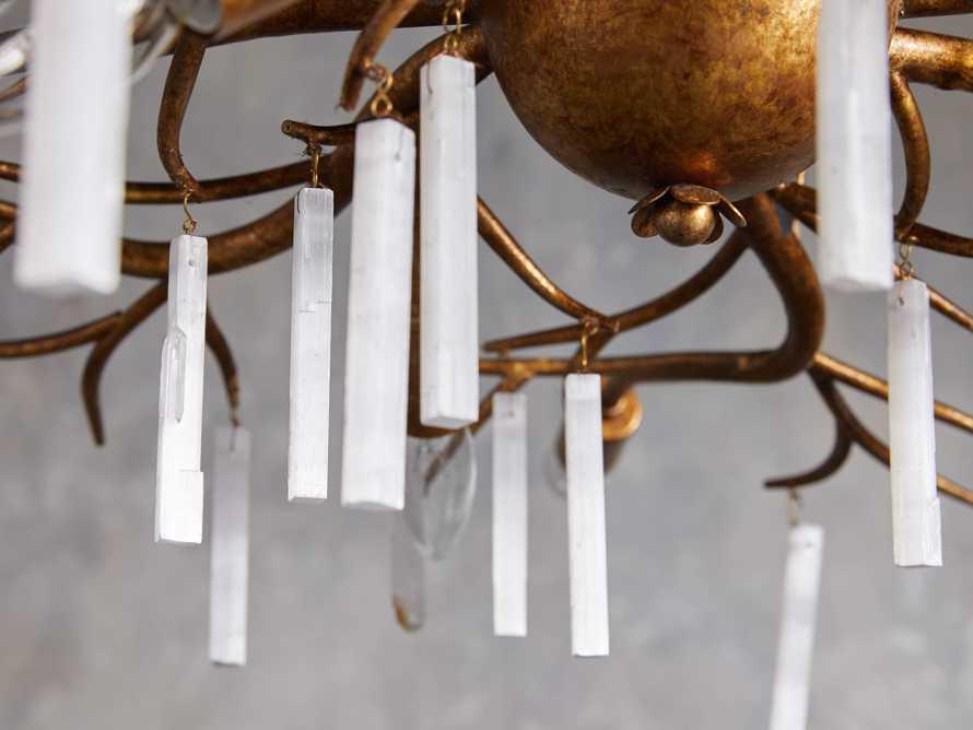 Jada Selenite 15 Light Chandelier, slide 3 of 7