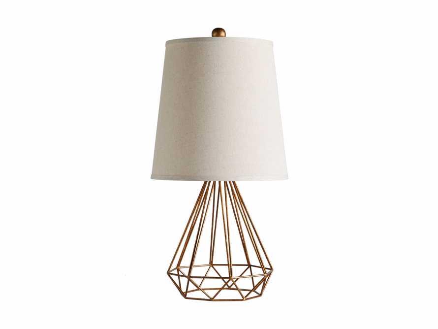 Bowery Geometric Table Lamp, slide 4 of 4
