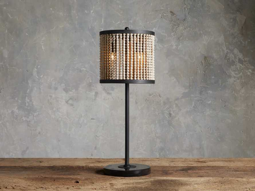 Beaded Table Lamp, slide 1 of 6