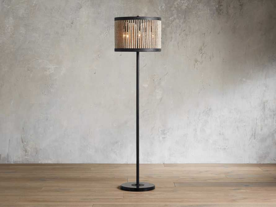 Beaded Floor Lamp, slide 1 of 5