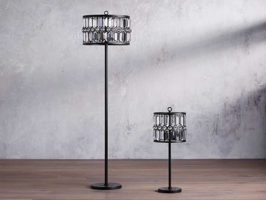 Ursula Iron Table Lamp, slide 4 of 5