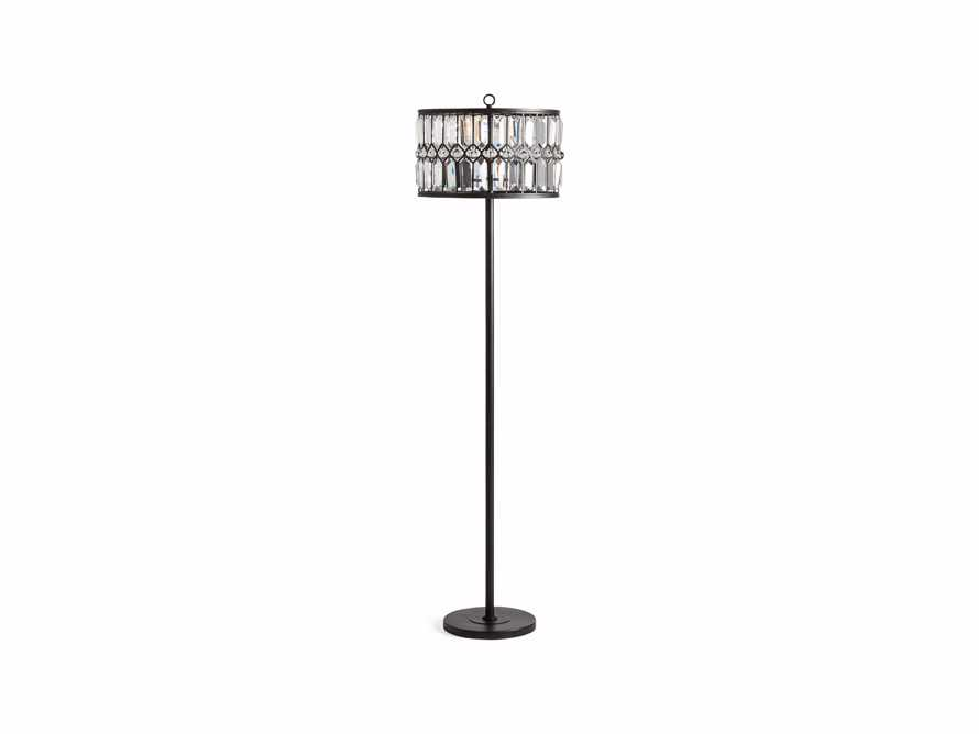 Ursula Iron Floor Lamp, slide 4 of 4