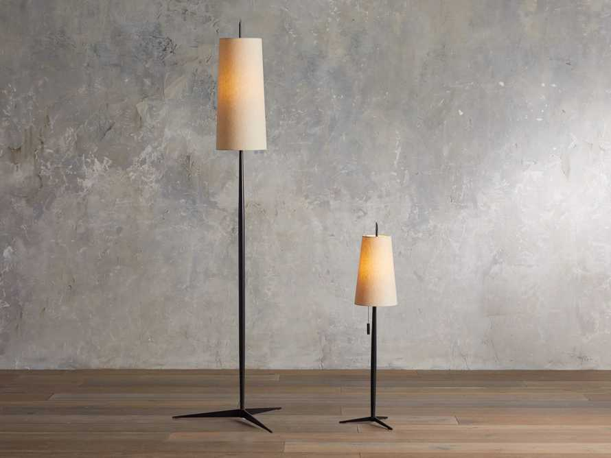 "25"" Lancia Floor Lamp, slide 3 of 8"