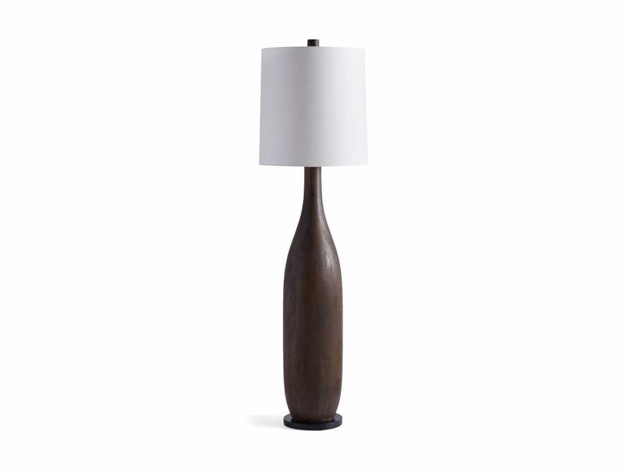 Briar Floor Lamp in Espresso, slide 5 of 5