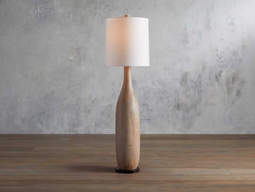 Briar Floor Lamp in Natural, slide 1 of 5