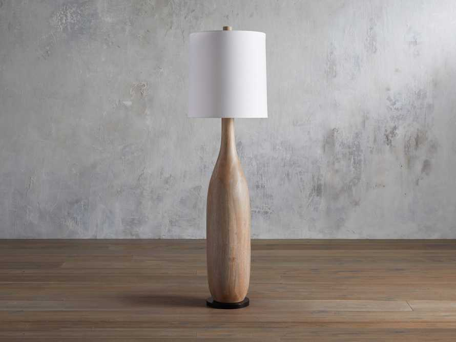 Briar Floor Lamp in Natural, slide 2 of 5