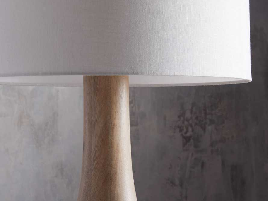 Briar Floor Lamp in Natural, slide 3 of 5