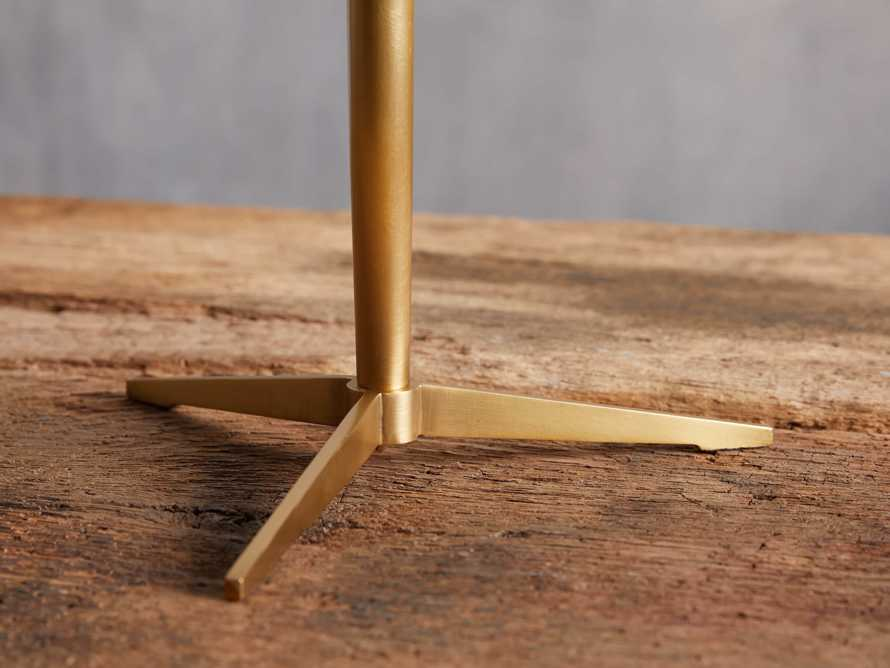 Lancia Table Lamp in Brass, slide 3 of 5