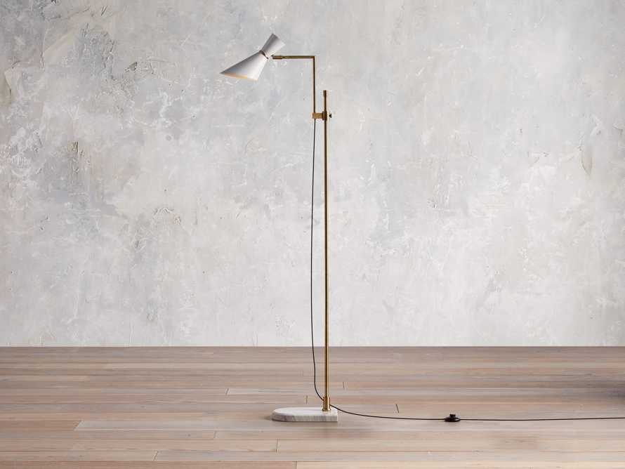 Cortenna Task Floor Lamp, slide 1 of 7