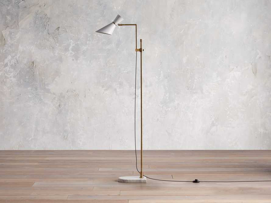 Cortenna Task Floor Lamp, slide 2 of 7