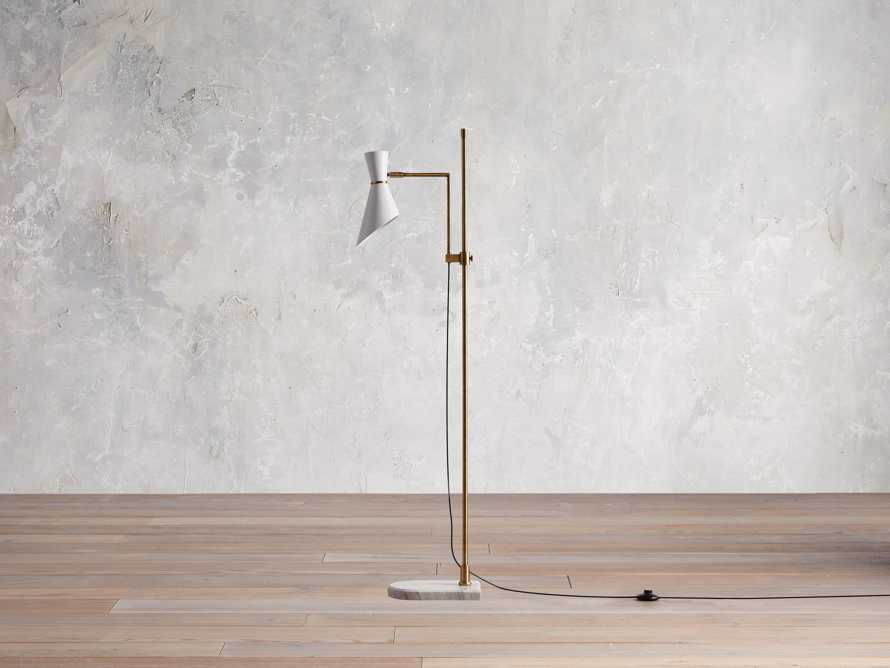 Cortenna Task Floor Lamp, slide 3 of 7
