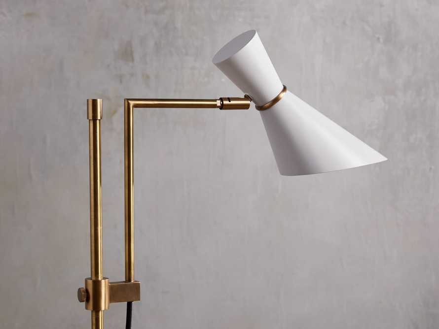 Cortenna Task Floor Lamp, slide 5 of 7