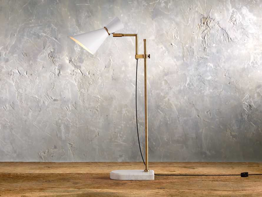 Cortenna Task Table Lamp, slide 1 of 8