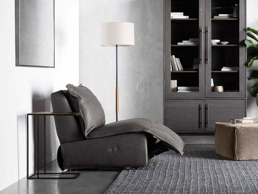 Ardea Floor Lamp with Linen Shade, slide 5 of 7