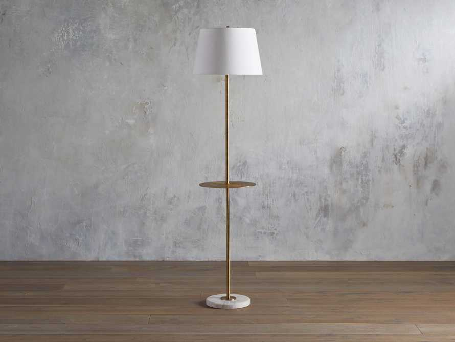Myles Martini Floor Lamp, slide 2 of 4