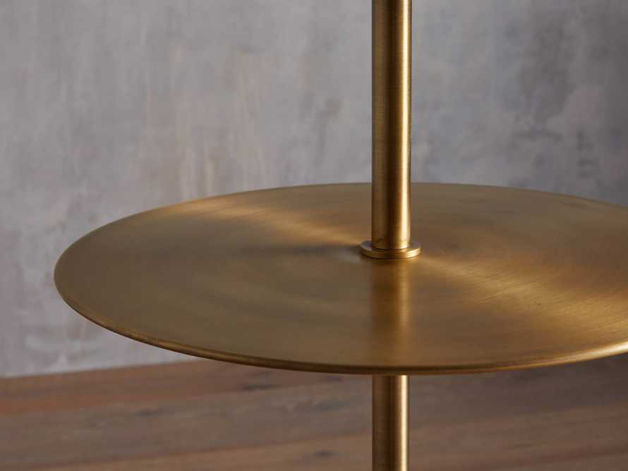 Myles Martini Floor Lamp, slide 3 of 4