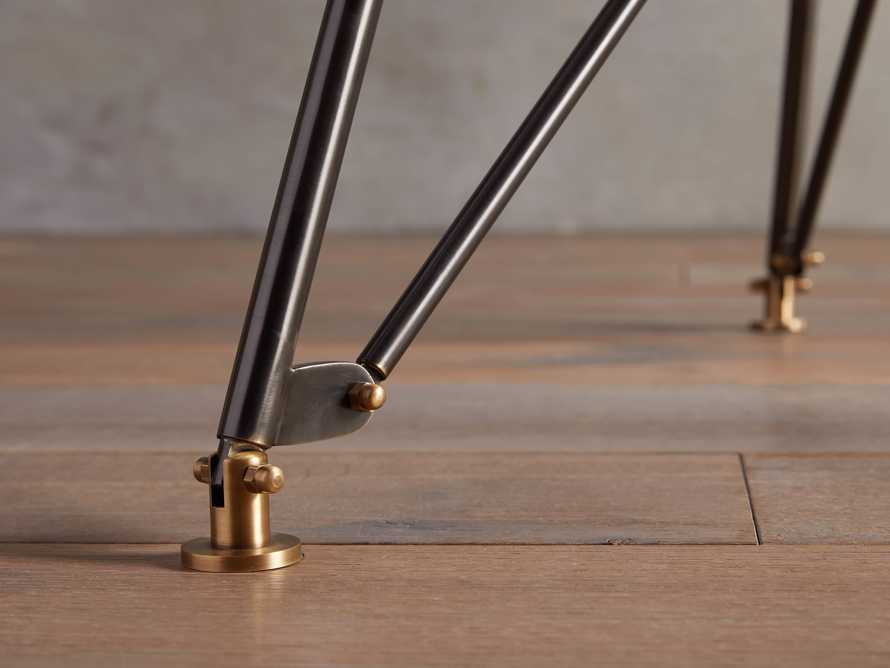 Retro Tripod Floor Lamp, slide 6 of 10