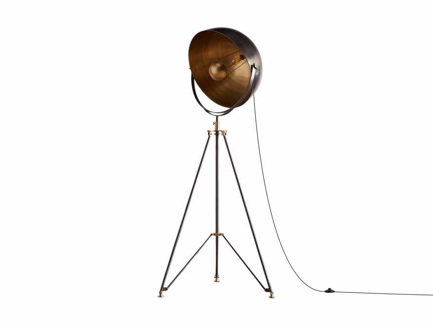 Retro Tripod Floor Lamp, slide 10 of 10