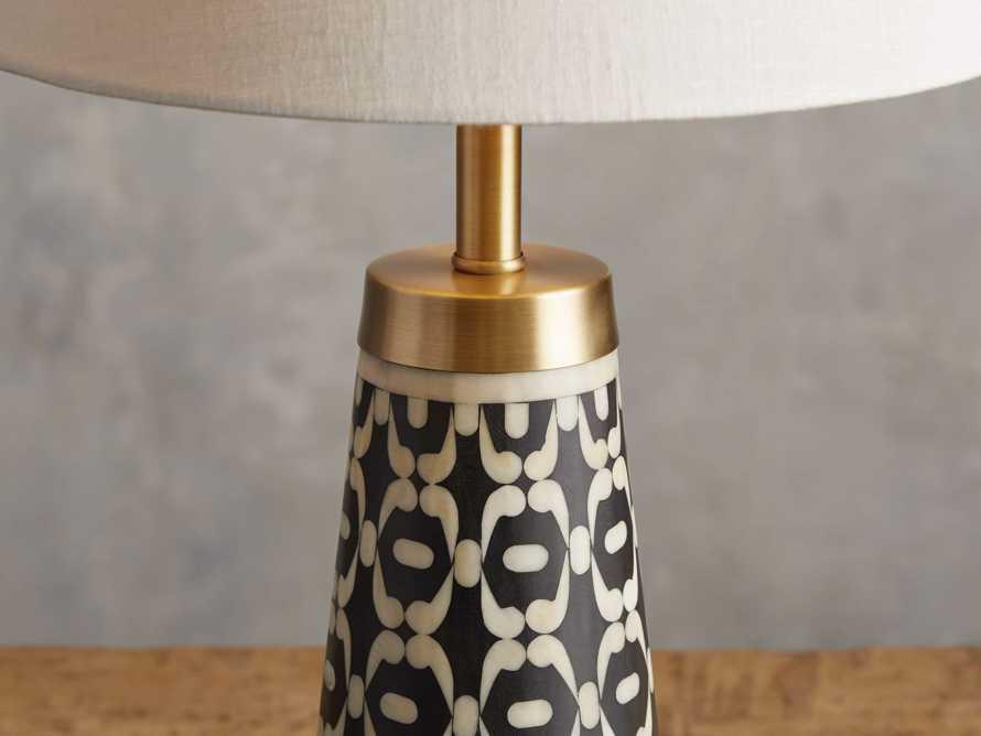 Andi Inlay Table Lamp, slide 3 of 4
