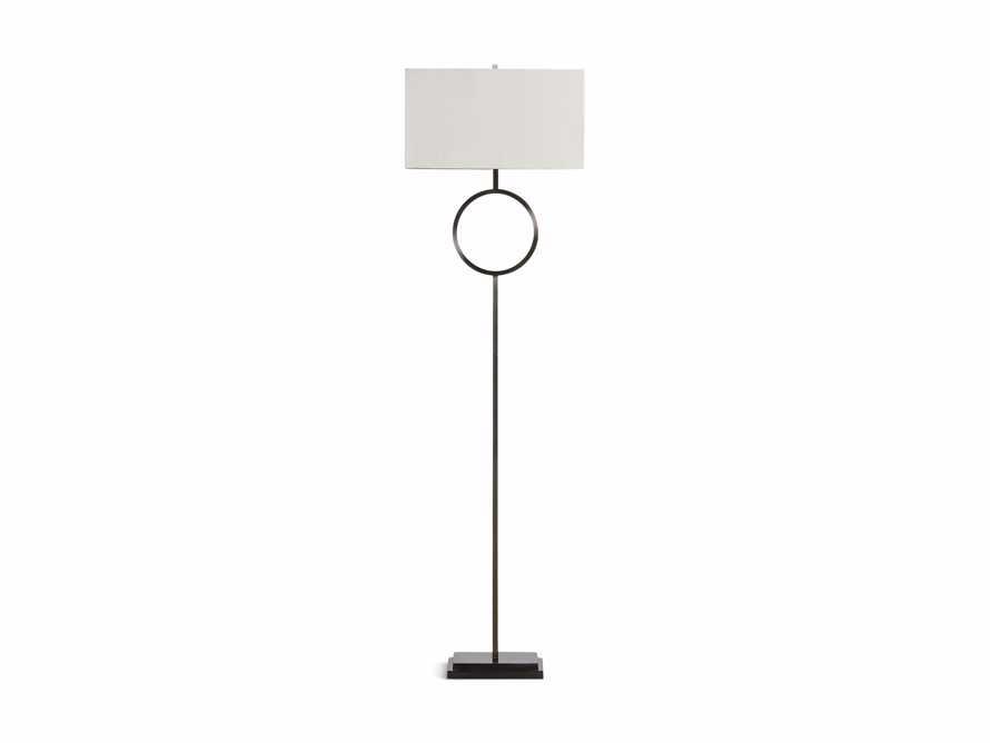 Rhys Bronze Floor Lamp, slide 5 of 5
