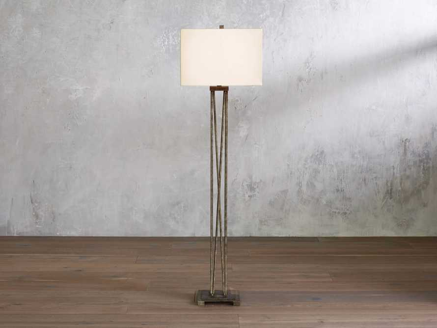Pierce floor Lamp, slide 1 of 8