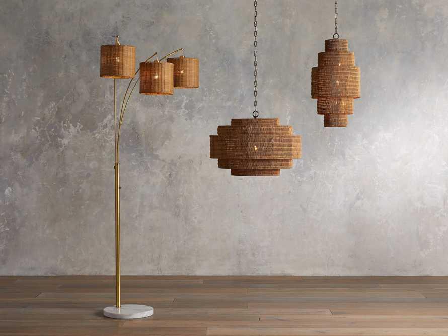 Paloma 3-Arm Floor Lamp, slide 3 of 5