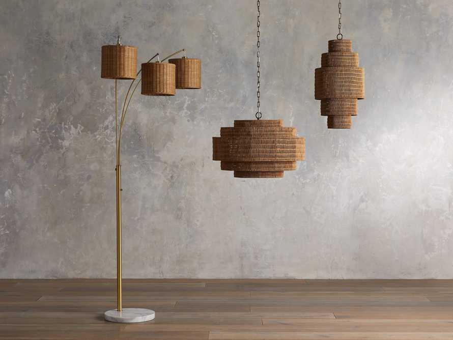Paloma 3-Arm Floor Lamp, slide 4 of 5
