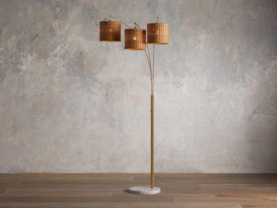 Paloma 3-Arm Floor Lamp, slide 1 of 5
