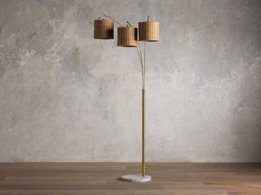 Paloma 3-Arm Floor Lamp, slide 2 of 5
