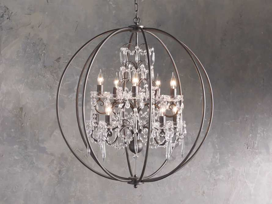 Cancello Chandelier, slide 1 of 6