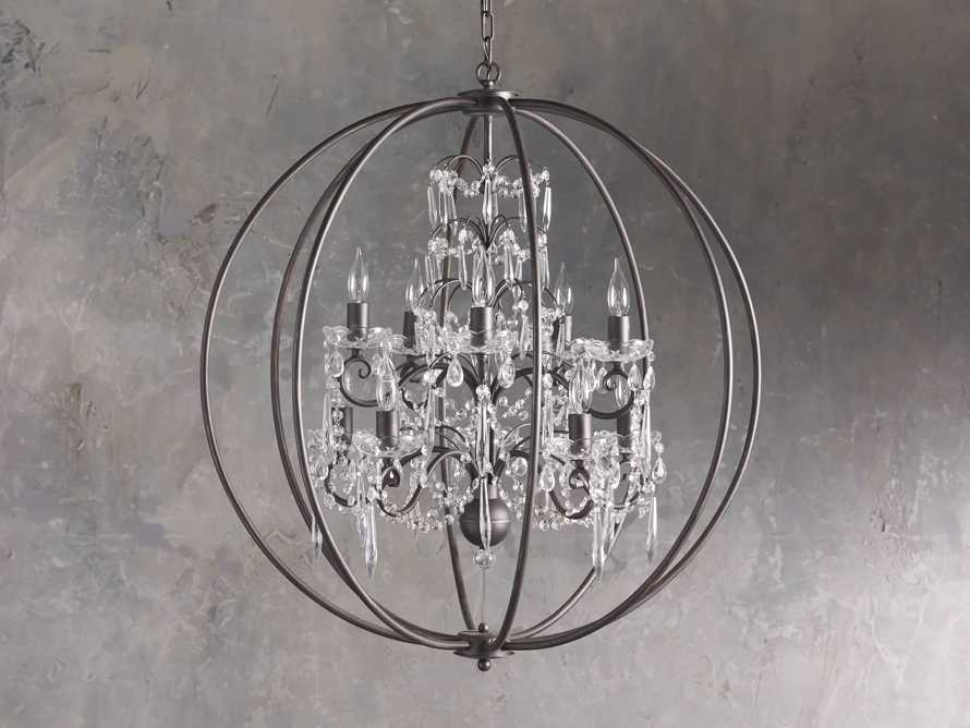 Cancello Chandelier, slide 2 of 6