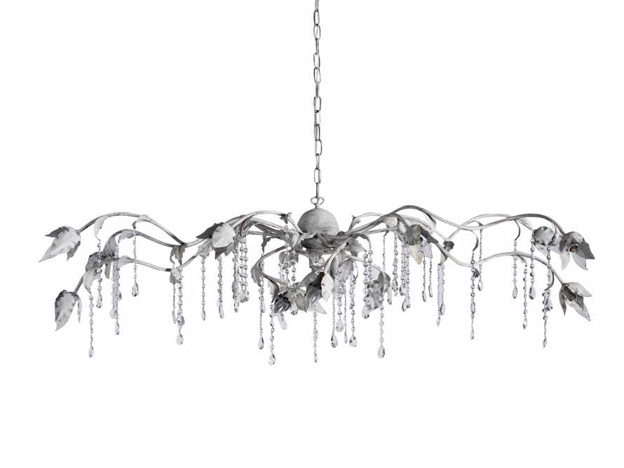 VITICCIO CHANDELIER IN WHITE, slide 6 of 6