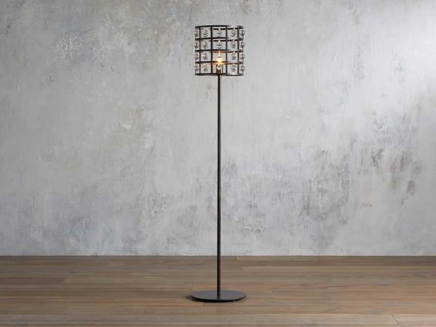 La Cage Floor Lamp in Bronze, slide 1 of 4