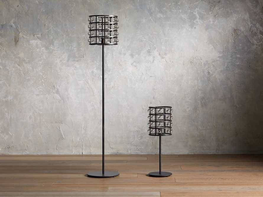La Cage Floor Lamp in Bronze, slide 3 of 4